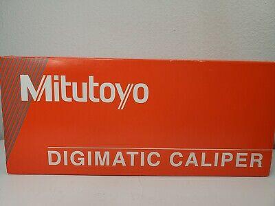 Mitutoyo 500-753-20 0-8 Inch Absolute Digital Caliper