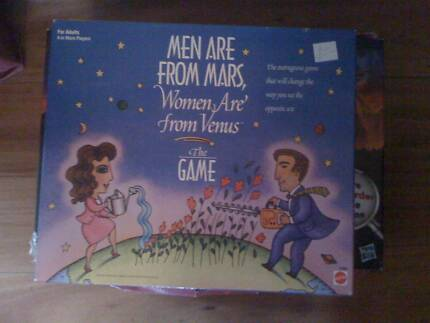 Board game - Men are from Mars
