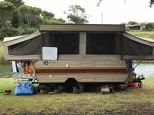 Jayco Dove Camper Portland Glenelg Area Preview