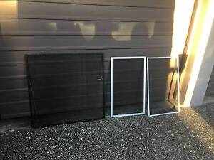 Fly Screens Aluminium Frames - various sizes. Everton Park Brisbane North West Preview