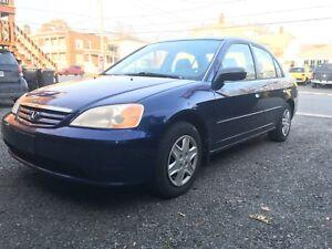 Honda civic DX 2003