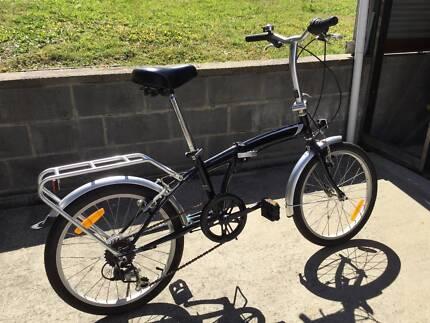 Bike foldable