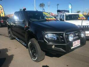 2014 ford ranger xls dualcab 4x4 ute Bundaberg West Bundaberg City Preview