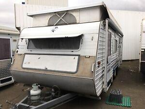 2000 Regent Cruiser Pop Top Caravan North St Marys Penrith Area Preview