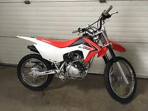2015 Honda CRF125FB Big Wheel
