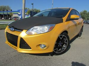 2012 Ford Focus SE MAN. A/C CRUISE BLUETOOTH MAGS!!!