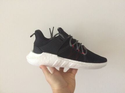 Bait x adidas eqt support 93/17 us9, yeezy, nmd