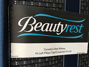 BeautyRest Twin Bed