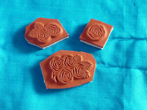 Rose-Rubber-Stamps-Backed-with-cling-foam
