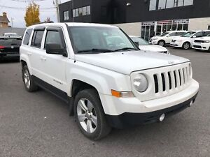 2014 Jeep Patriot NORTH AWD A/C MAGS