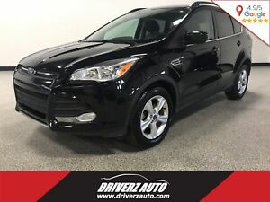 2015 Ford Escape SE CLEAN CARPROOF, ECOBOOST, REARVIEW CAMERA