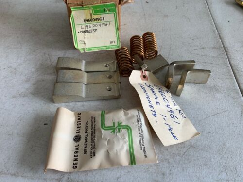 General Electric 6960049G1 Contact Set Kit Complete, NOS