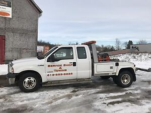 24 HOUR Tow Truck Services 613-353-2626