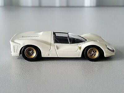 1/64 Kyosho FERRARI IV 330 P4 RED diecast car model open top VHTF mint