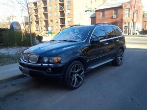 2005 BMW x5....Stated price or.....best offer ..