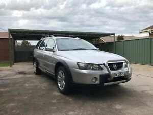 2004 Holden Adventra LX8 Automatic SUV