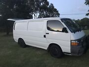 Toyota Hiace Van 1997. SOLD Rouse Hill The Hills District Preview