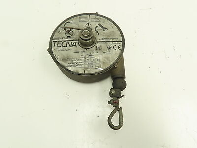 Tecna 9337 Spring Retractor 8 Cable Tool Balancer 4-6kg 8-13lb