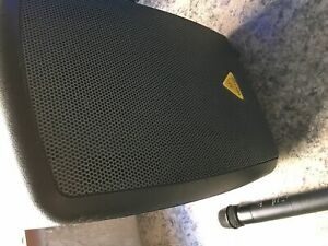 Behringer Battery powered speaker