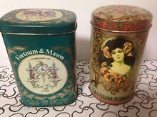 Two vintage tins Norman Park Brisbane South East Preview