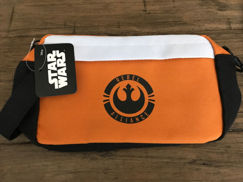 Star Wars Rebel Alliance Gadget Pouch Pencil Case NEW Loot Crate Exclusive.