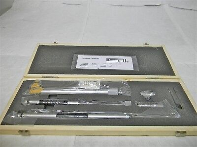 Spi Mechanical Inside Micrometer Interchangeable Rod Type 8 - 20 Range12-373-7