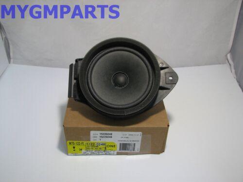 2011-2016 Chevrolet Cruze Audio Stereo Front Door Sound System Speaker New OEM