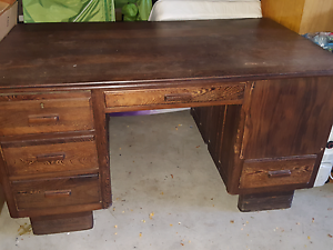 Vintage desk Nowra Nowra-Bomaderry Preview