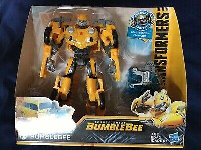 Hasbro Transformers Energon Igniters Nitro Series Bumblebee