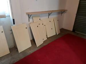 Kitchen Cupboard Doors Building Materials Gumtree Australia