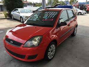2007 Ford Fiesta LOW KLMS #finance today# Capalaba West Brisbane South East Preview