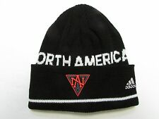 TEAM NORTH AMERICA 2016 WORLD CUP OF HOCKEY ADIDAS CUFFED BEANIE TOQUE HAT