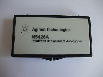 Agilent Technologies N5426a Infiniimax Zif Probe Head Accessory Kit