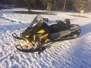 2009 Ski Doo Summit