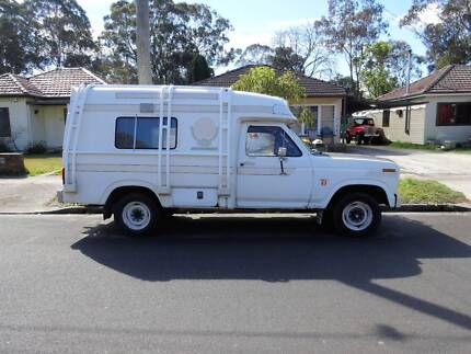 Ford F250 Van V8 302 Fuel Injected Windsor Ambulance Revesby Bankstown Area Preview