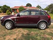 2012 Holden Captiva Wagon, SWAP/TRADE Kangaroo Flat Bendigo City Preview