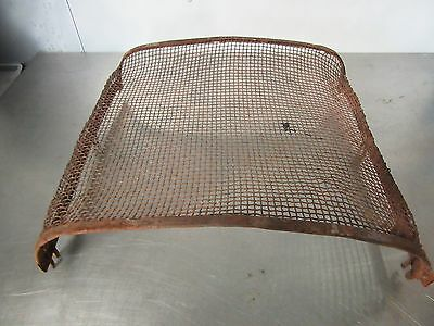 Farmall Cub Ihc Radiator Grill Screen Guard Old Style Protective Screen Original