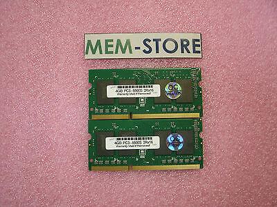 A3418018 8gb 2x4gb Ddr3-1066 Memory For Dell Latitude E54...
