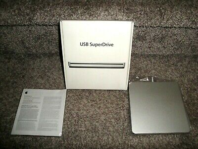 Genuine Apple USB SuperDrive (MD564LL/A) Model A1379 & FREE SHIPPING