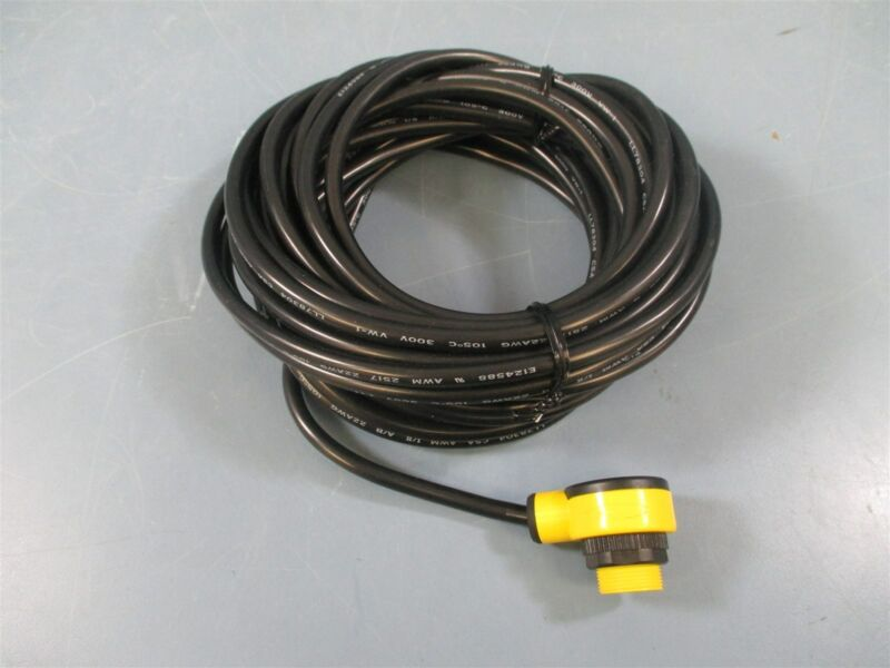 Banner T18SP6LP Photoelectric Sensor - New