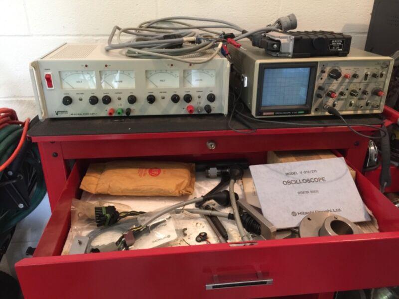 robert Bosch calibration equipment for Mack and John Deere electric govenors