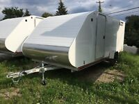 2017 Triton TC167 Enclosed With Loading Ramp (DEMO) Guelph Ontario Preview