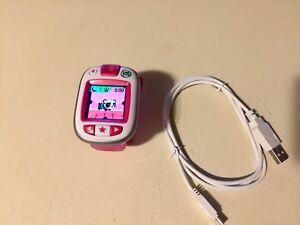 Pink LeapFrog LeapBand Smart Watch