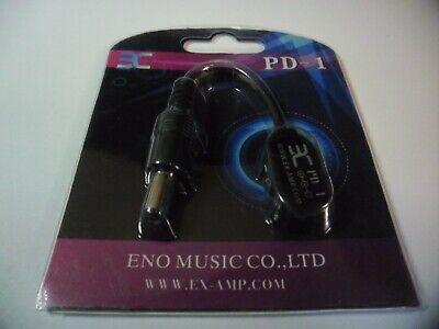 ENO Ex PD-1 Mini Cable Alimentación Pedal de Guitarra Eléctrica