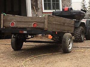 Utility trailer