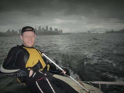 Sailing Crew AU -> NZ