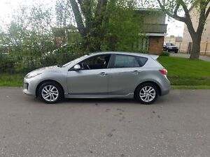 2012 Mazda Mazda3 GS-SKY AUTO LOADED WELL MAINTAINED CERT $7475