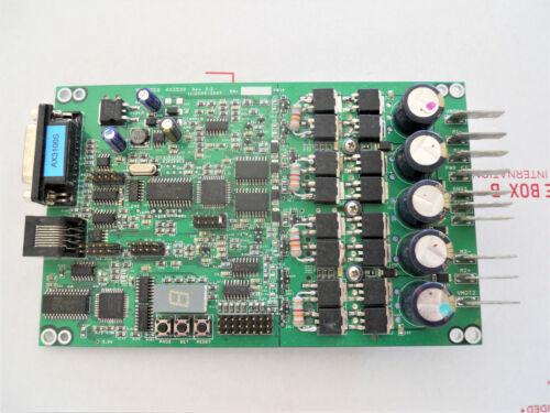 (2)ROBOTEQ AX3100/AX3500 Robot DC Motor Controller 12-40VDC 120A Single/60A Dual