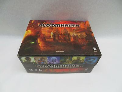 Gloomhaven Board Game - 5th Edition (USED)