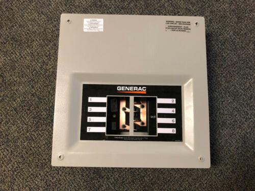 Generac 50 amp transfer switch